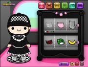 Cute Emo Dollie на FlashRoom