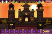 Игра Girl Escape From Ancient Temple фото