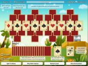 Игра Cardmania - Golf Solitaire на FlashRoom