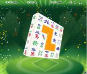 Игра Mahjong 3D Construction на FlashRoom