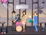 Music Band на FlashRoom