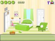 Diamond Bedroom Escape на FlashRoom