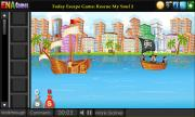 Игра Escape From Coastal City фото