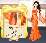Orange Ombre Dresses на FlashRoom