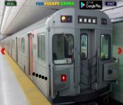 Игра Поезд метро на FlashRoom