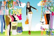 Fashion Legs Dressup