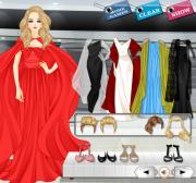 Gowns with Cape на FlashRoom