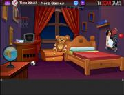 Teddy House Escape на FlashRoom