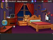 Teddy House Escape на FlashRoom