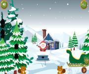 Snow Globe Santa Escape на FlashRoom