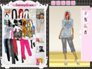 Hip Hop Princess Dress Up на FlashRoom