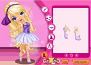 Ballet Dancer Dress Up на FlashRoom