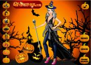 Halloween Girl Dress Up на FlashRoom