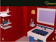 Bathroom Puzzle Escape на FlashRoom