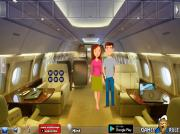 Спасение пропавшей на самолете девочки на FlashRoom