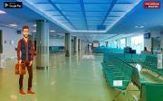 Угроза аэропорта на FlashRoom