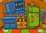 Игра Great kitchen escape на FlashRoom