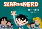 Slap the Nerd на FlashRoom