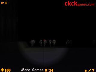CS-King of Zombies Shooting на FlashRoom