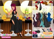 Игра Cocktail Dresses Dress Up фото