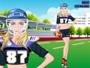 Football Babe на FlashRoom