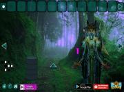 Побег из дьявольского леса на FlashRoom