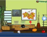 Gold Room Escape 6 Halloween на FlashRoom
