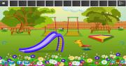 Cute Kids Park Escape на FlashRoom