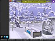 Игра Snow Graveyard Escape фото