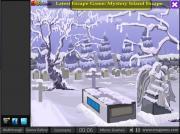 Snow Graveyard Escape на FlashRoom