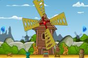 Игра Wooden Windmill Escape на FlashRoom