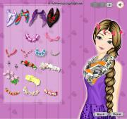 Floral Accessories на FlashRoom