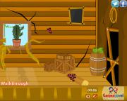 Игра Parrot Tree House Escape на FlashRoom