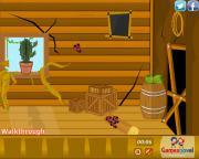Parrot Tree House Escape на FlashRoom