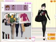 Gorgeous Winter Dress Up Game на FlashRoom