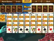 Игра Little Witch Solitaire фото