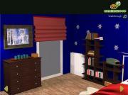 Wintry Bedroom Escape на FlashRoom