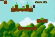 Leap Mario на FlashRoom