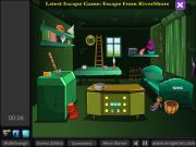 Green Room Escape на FlashRoom