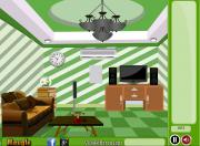 Игра Nice Green Hall Escape фото