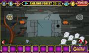 Halloween Cemetery Escape на FlashRoom
