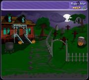Spooky Escape на FlashRoom