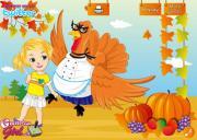 Turkey Dress Up на FlashRoom