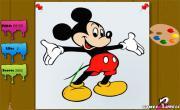 Dot To Dot Micky Mouse на FlashRoom
