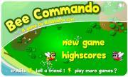 Bee Commando на FlashRoom