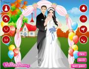 Wedding in Autumn Dress Up на FlashRoom