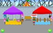 Побег с карнавала на FlashRoom