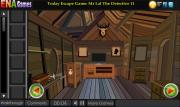 Игра Strange Wooden House Escape фото
