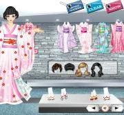 Wedding Kimonos на FlashRoom