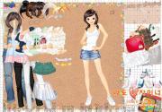Shopping Girl на FlashRoom